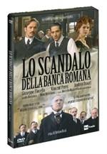 La copertina di Lo scandalo della Banca Romana (dvd)