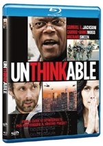 La copertina di Unthinkable (blu-ray)