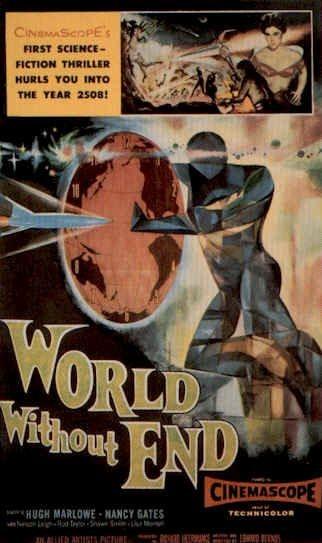La locandina di Mondo senza fine