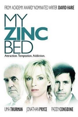 La locandina di My Zinc Bed - Ossessione d'amore