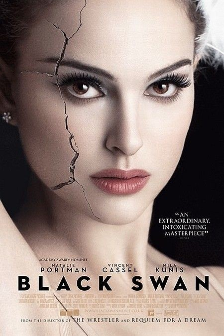 Nuova poster UK per Black Swan