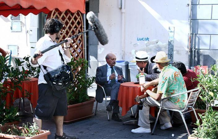 Paolo Rossi in una scena del film RCL - Ridotte Capacità Lavorative