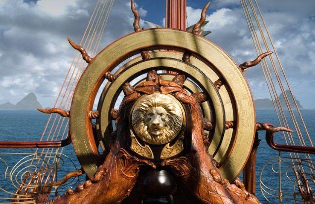 Un'immagine del film Le cronache di Narnia: Il viaggio del veliero