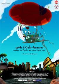 La copertina di Sotto il Celio Azzurro (dvd)