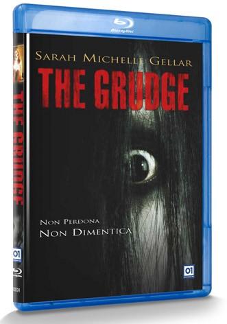 La copertina di The Grudge (blu-ray)
