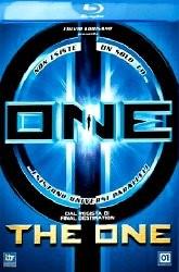 La copertina di The One (blu-ray)