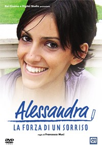 La locandina di Alessandra, la forza di un sorriso