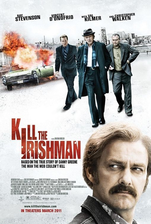 La locandina di Kill the Irishman
