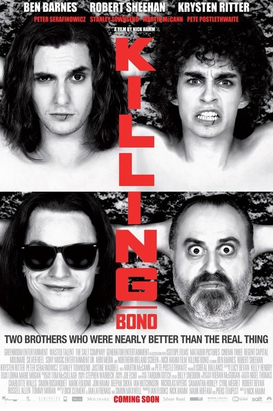 La locandina di Killing Bono
