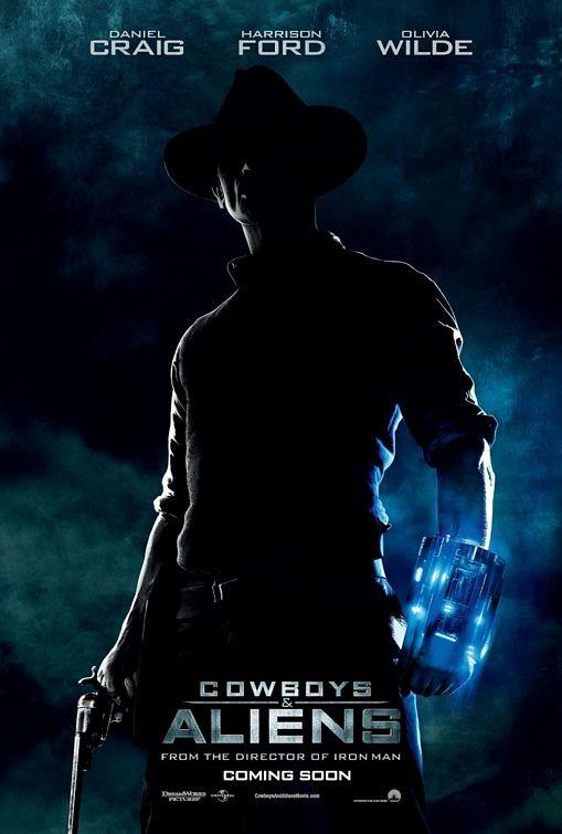Nuovo poster per Cowboys & Aliens