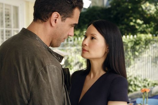Bobby Cannavale e Lucy Liu in Marry Me
