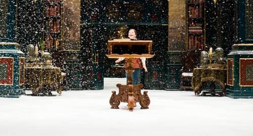 Georgie Henley in un'immagine de Le cronache di Narnia: Il viaggio del veliero