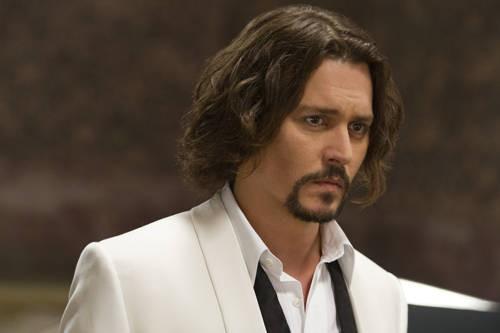 Johnny Depp nel thriller The Tourist