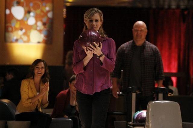 Julie Benz nell'episodio No Ordinary Sidekick di No Ordinary Family