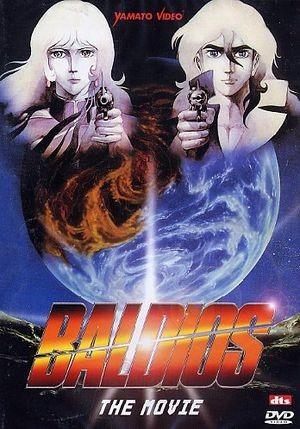 La locandina di Baldios - Il film