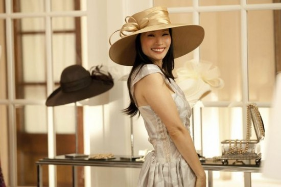 Lucy Liu in splendida forma in Marry Me