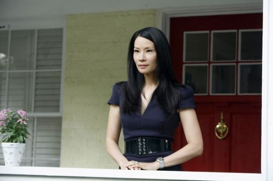 Lucy Liu in un'immagine di Marry Me