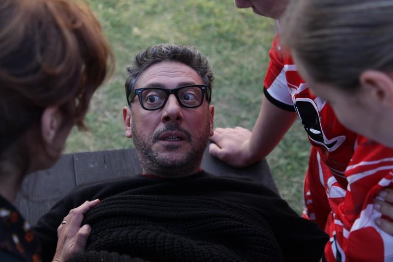 Sergio Castellitto nel film La bellezza del somaro