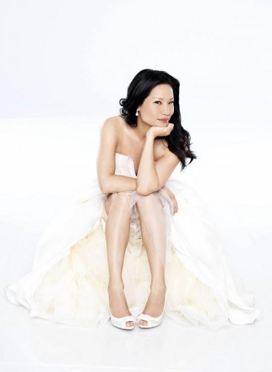 Un'immagine di Lucy Liu per Marry Me