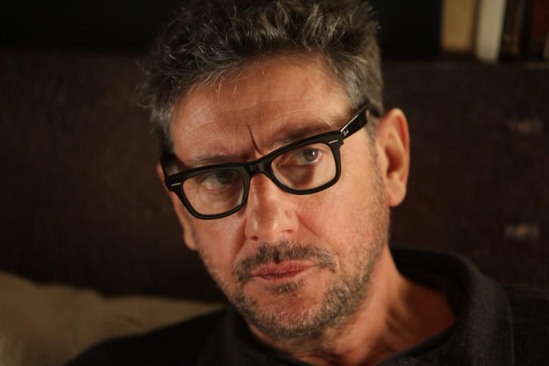 Sergio Castellitto in un primo piano del film La bellezza del somaro