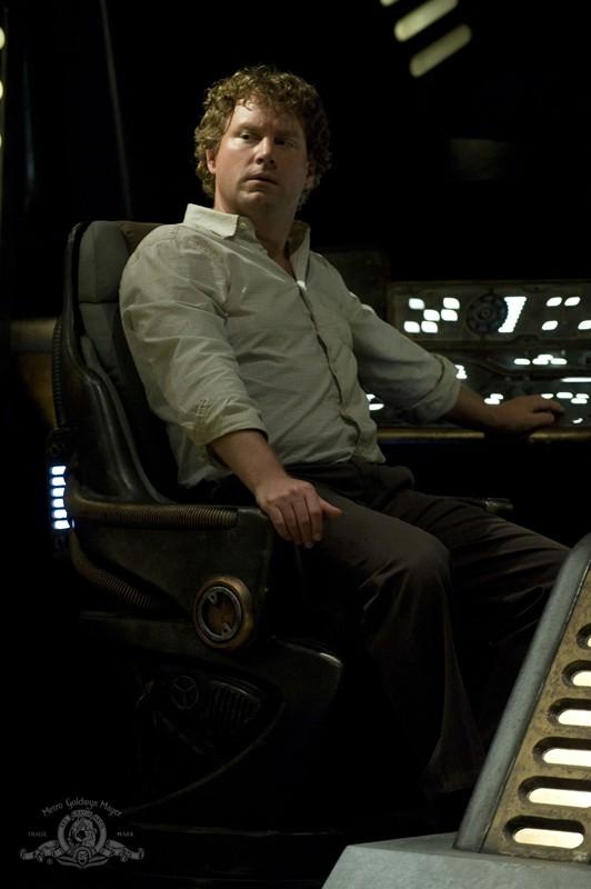 Patrick Gilmore nell'episodio Resurgence di Stargate Universe