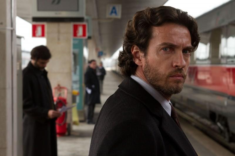 Alessio Boni nel thriller The Tourist