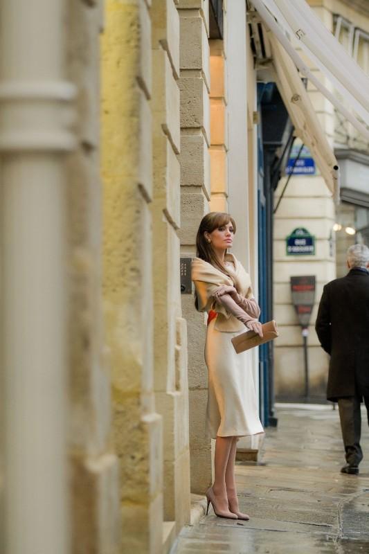 Angelina Jolie, protagonista femminile del film The Tourist