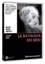 La copertina di La battaglia dei sessi (dvd)