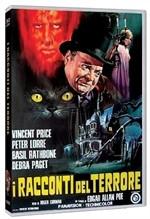 La copertina di I racconti del terrore (dvd)