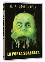 La copertina di La porta sbarrata (dvd)