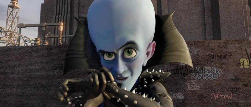 Megamind, diabolico protagonista del film Megamind