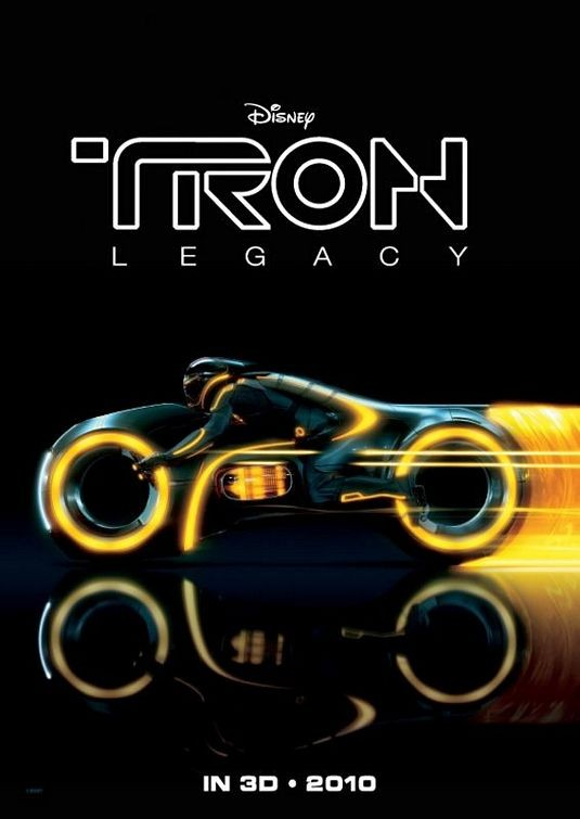 Nuovo poster per Tron Legacy - 4