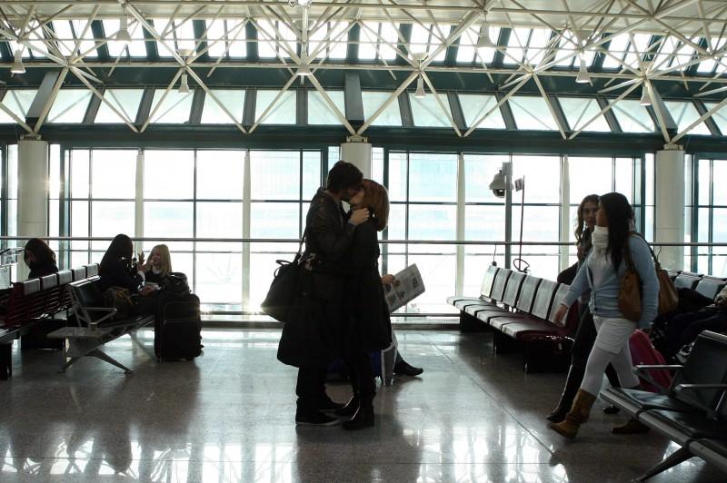 Silvio Muccino con Isabella Ragonese nel film Un altro mondo