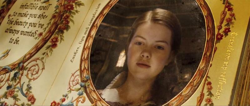 Georgie Henley in una immagine del film Le cronache di Narnia: Il viaggio del veliero