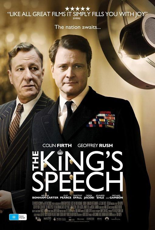 Nuovo poster australiano per The King's Speech