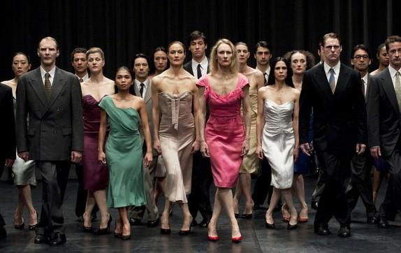 Un corpo di ballo del film 'Pina'