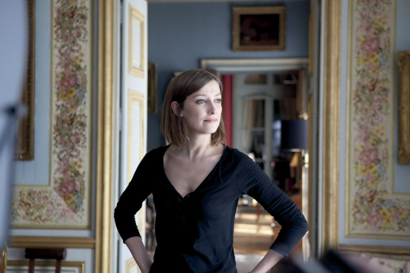 Alexandra Maria Lara in una scena di Small World