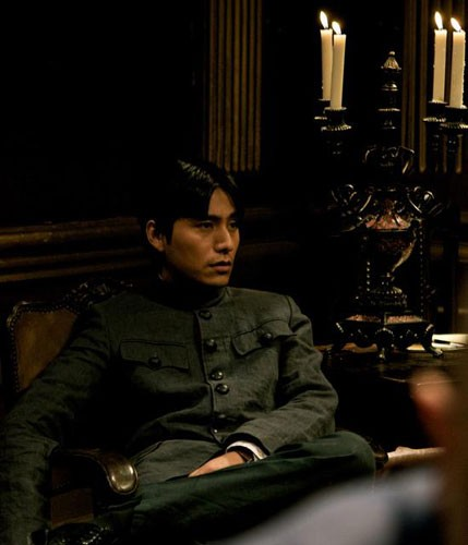 Chen Kun in un'immagine di Let the Bullets Fly