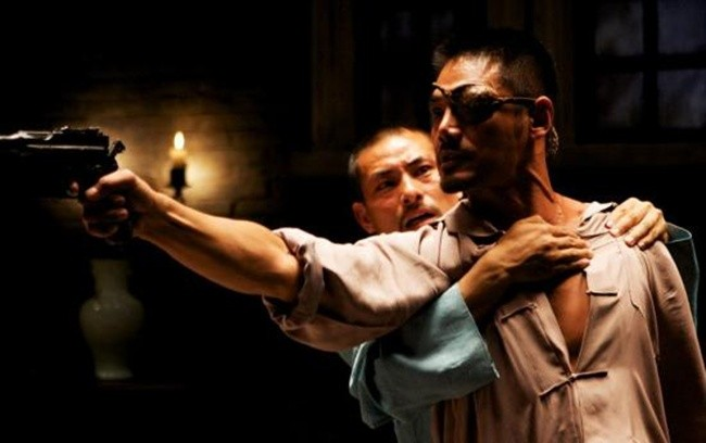 Chow Yun-Fat in una scena di Let the Bullets Fly