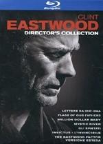 La copertina di Clint Eastwood - Director's Collection (blu-ray)