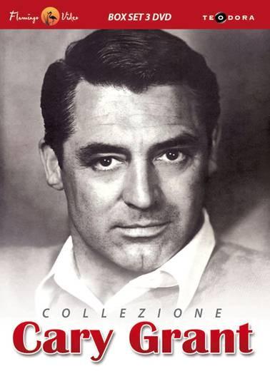 La copertina di Collezione Cary Grant (dvd)