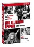 La copertina di Fino all'ultimo respiro (dvd)
