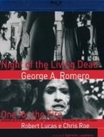 La copertina di La notte dei morti viventi (blu-ray)