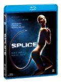 La copertina di Splice (blu-ray)