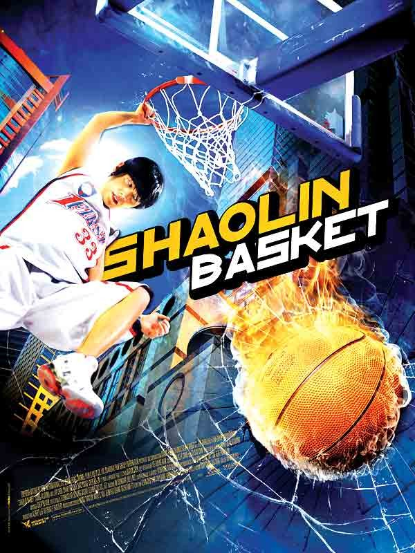 La locandina di Shaolin Basket