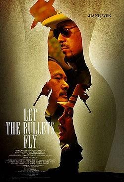 La locandina leoniana di Let the Bullets Fly