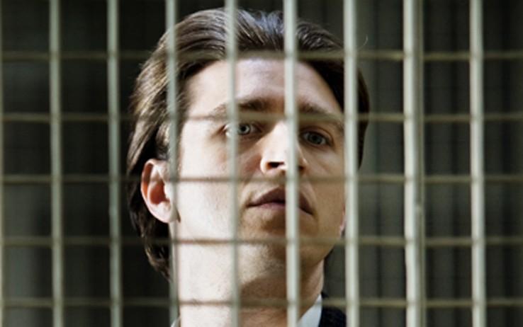 Alessandro Roja in una scena del nono episodio di Romanzo Criminale 2