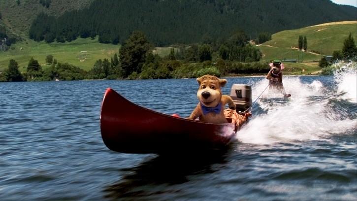 Bubu e Yoghi ne combinano di tutti i colori nel film Yogi Bear 3D
