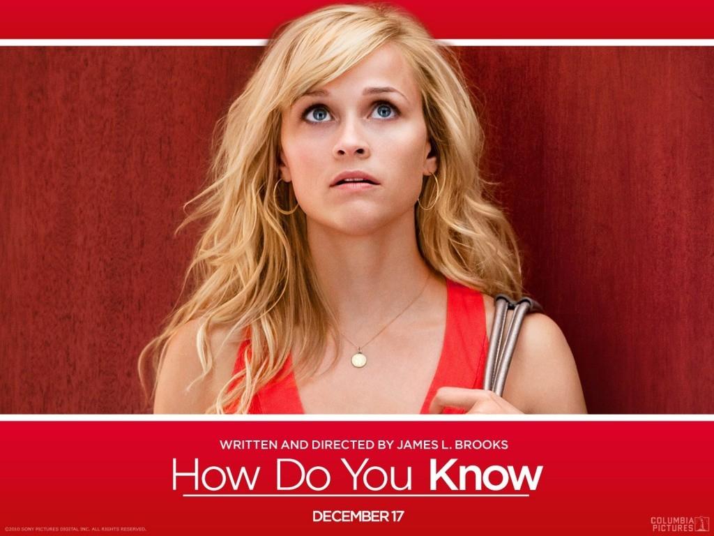 Il poster di Reese Witherspoon dalla commedia Come lo sai