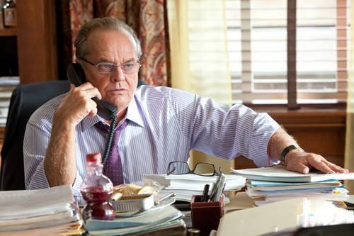 Jack Nicholson nella commedia Come lo sai
